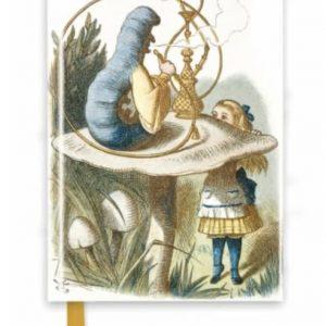 Tenniel: Alice Hardback Journal / Notebook