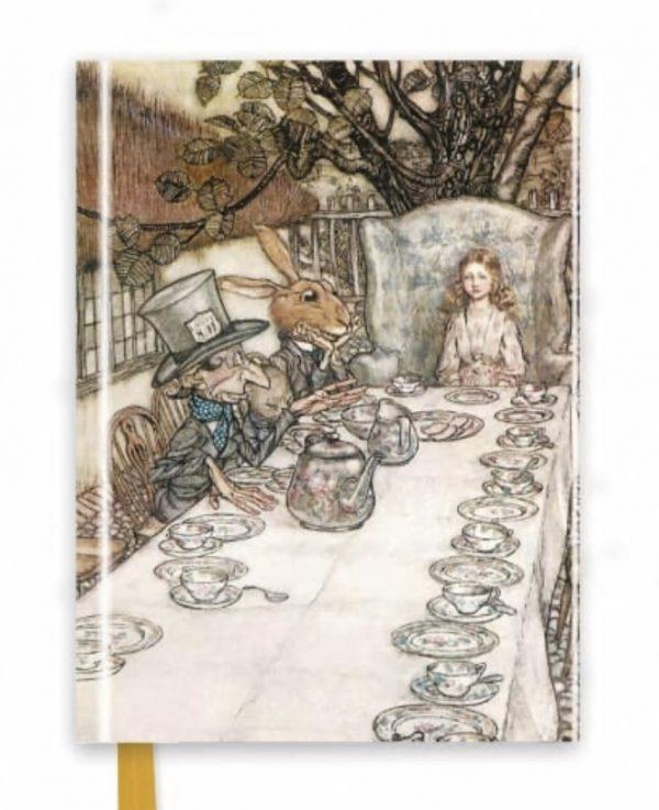 Alice Hardback Journal / Notebook