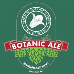 Botanic Ale 12 pack