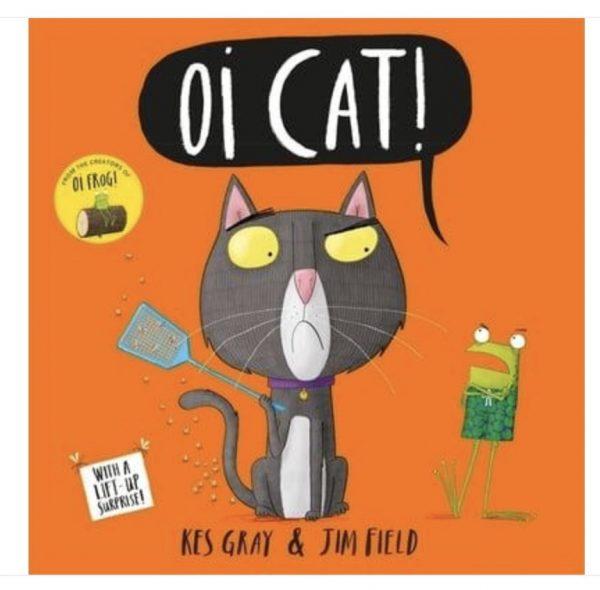 Oi Cat Book