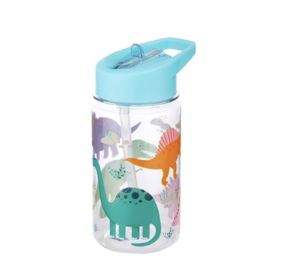 Sass and Belle Drink Up Roarsome Dinosaurs Water Bottle