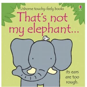 That's Not My Elephant Book