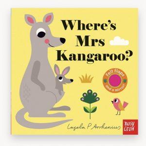 Where's Mrs Kangaroo Book