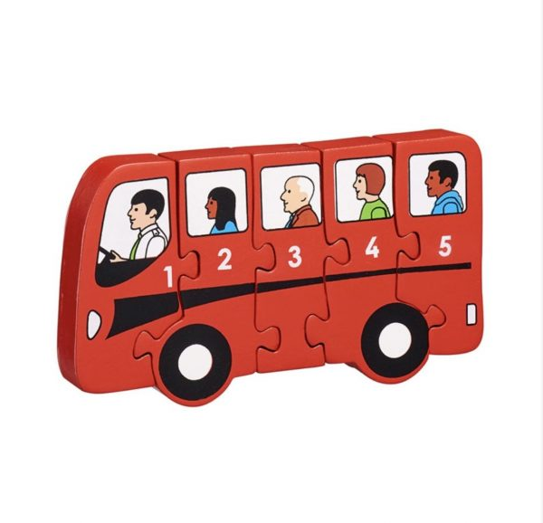 Lanka Kade Bus 1-5 Jigsaw