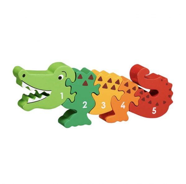 Lanka Kade Crocodile 1-5 Jigsaw