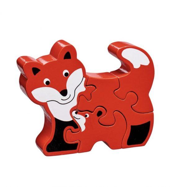 Lanka Kade Simple Fox & Cub Puzzle