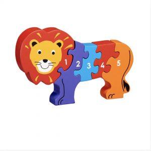 Lanka Kade Lion 1-5 Jigsaw