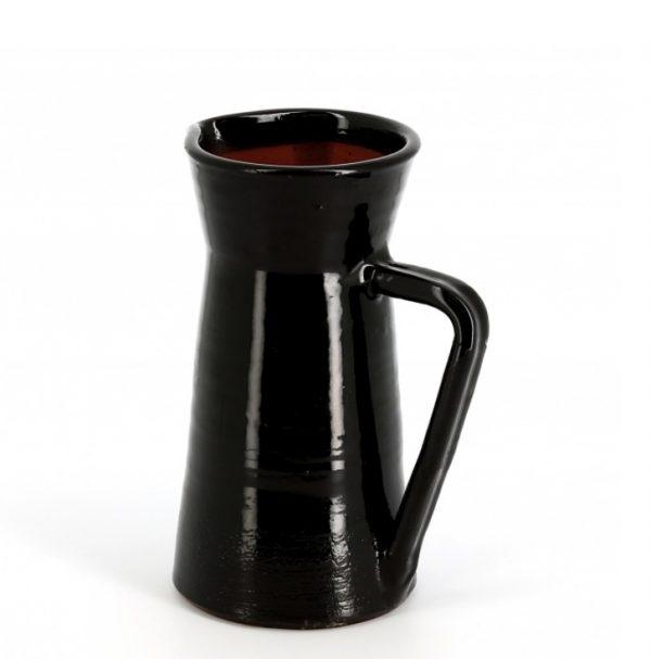Collar - Large Jug - Black