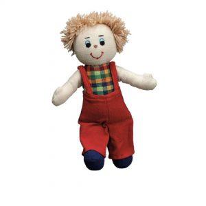 Lanka Kade Boy Doll Blonde Hair
