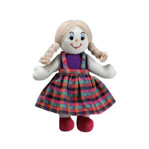 Lanka Kade Girl Doll Blonde Hair