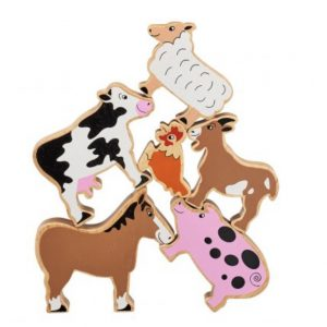 Lanka Kade Farm Animals set of six
