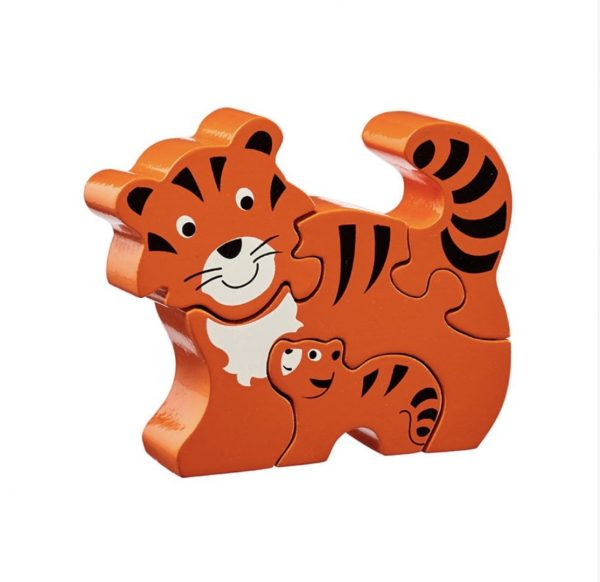 Lanka Kade Simple Tiger & Cub Puzzle