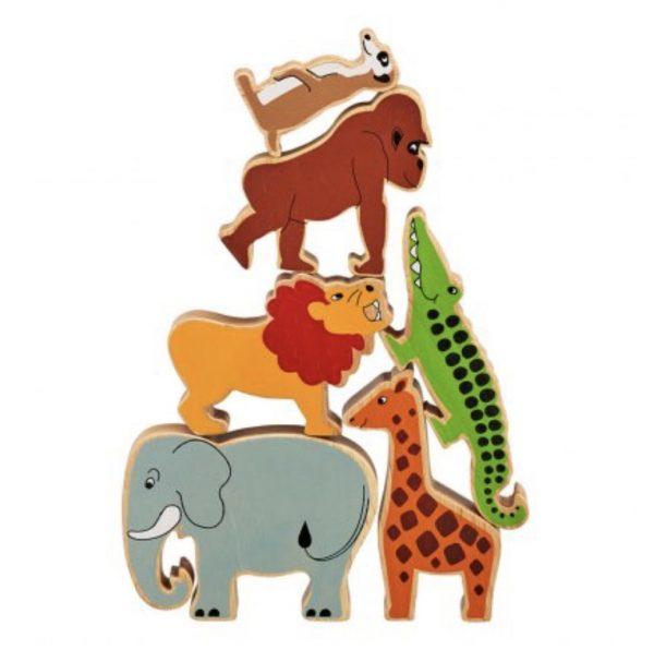 Lanka Kade World Animals set of six