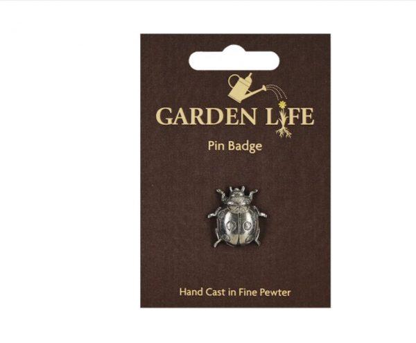 Ladybird Pin Badge