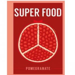 Super Food Pomegranate