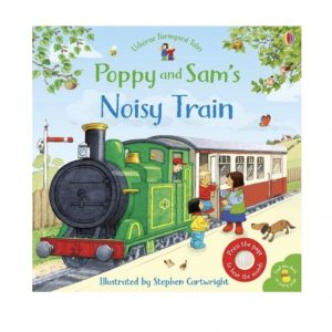 Poppy and Sam's Noisy Train Book
