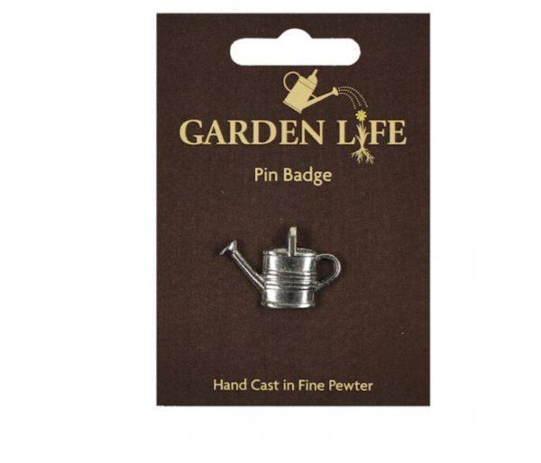 Watering Can Pin Badge