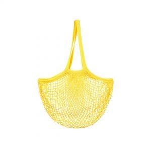 Sass & Belle Cotton Shopper Bag Mustard Yellow