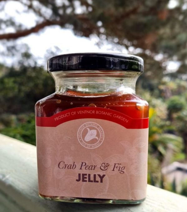 Crab Pear & Fig Jelly